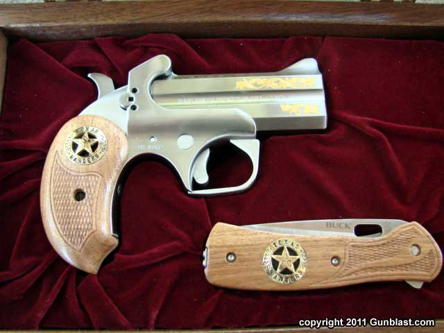 bond arms high quality derringers and knives