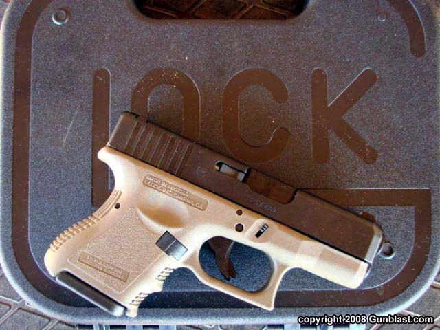 Glock Model 26 9mm Pocket Pistol