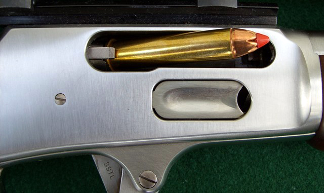 The Used Gun Review Marlin 1895 Guide Gun In Stainless Steel