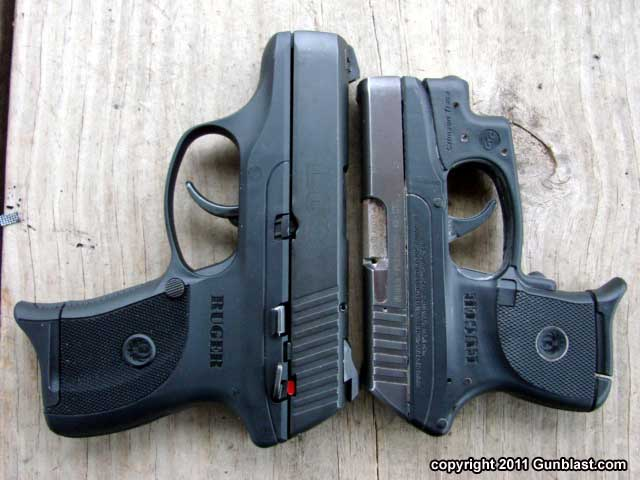 Rugers New Lc9 Compact 9mm Pocket Pistol