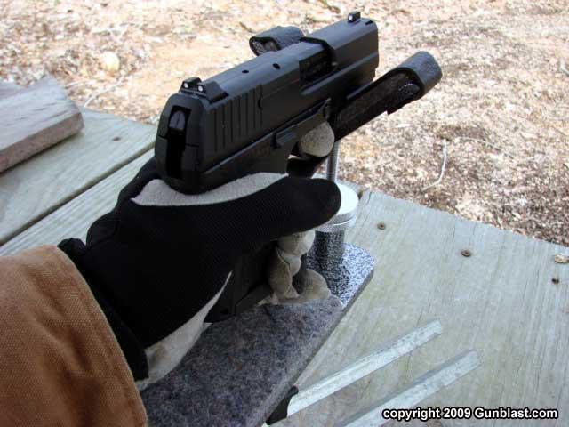 Target Shooting Inc Handgun Shooting Rest